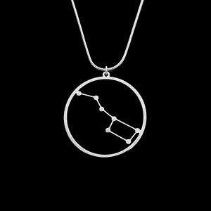 Big Dipper Necklace (1 1/4