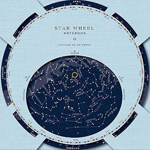 Star Wheel Notebook