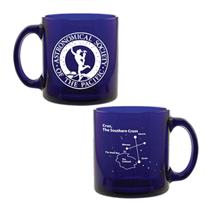 ASP Glass Constellation Mug – Crux, The Southern Cross