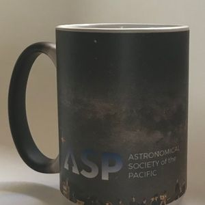 ASP Exclusive Milky Way Heat Sensitive Mug
