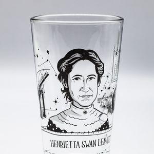 Henrietta Swan Leavitt Pint Glass