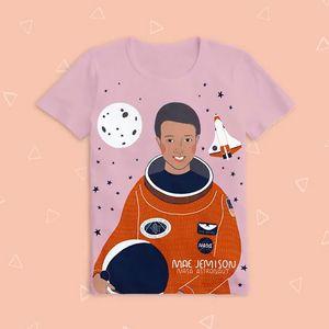 Mae Jamison T-Shirt - Child's Sizes 8-10