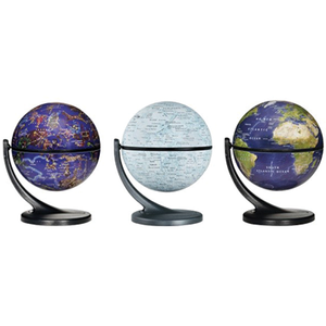 "Mini 4.3"" Globes / Set of 3"