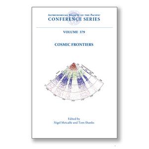 Vol. 379 – Cosmic Frontiers