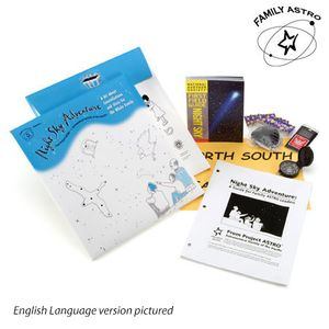 Night Sky Adventure Leader Kit - Spanish Language Version