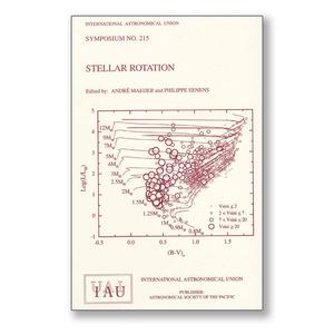 Vol. 215 – Stellar Rotation