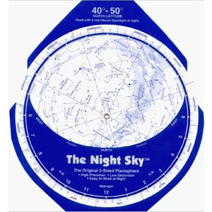 The Night Sky Planisphere (Large) 40'-50'