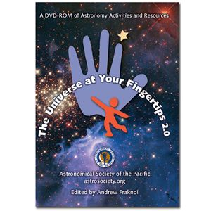 The Universe at Your Fingertips 2.0 DVD-ROM