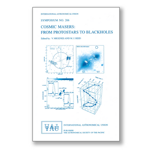 Vol. 206 – Cosmic Masers: From Proto-Stars to Black Holes