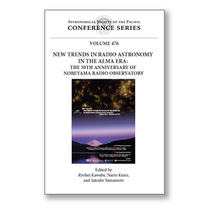 Vol. 476 – New Trends in Radio Astronomy in the ALMA Era