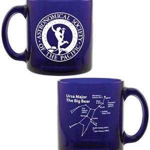 ASP Glass Constellation Mug – Ursa Major