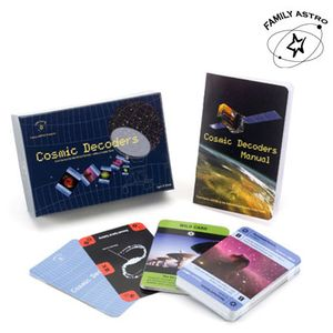 Cosmic Decoders Take-Home Game