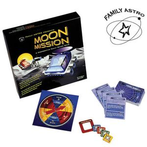 Moon Mission Take-Home Game