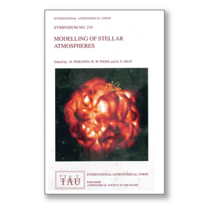 Vol. 210 – Modelling of Stellar Atmospheres