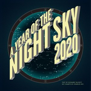 A Year of the Night Sky – 2020 Calendar