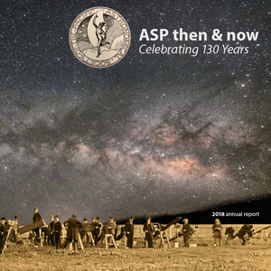 2019 Appeal - ASP Celebrates 130 years