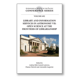 Vol. 492 – LISA VII: Open Science: At the Frontiers of Librarianship
