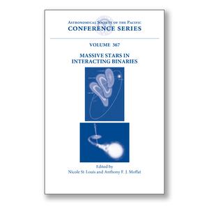 Vol. 367 – Massive Stars in Interacting Binaries