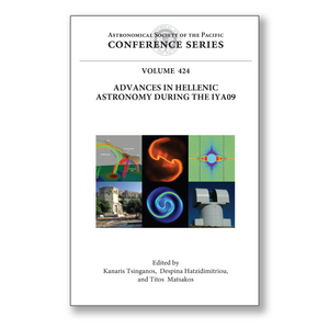 Vol. 424 – Proceedings of the 9th International Conference of the Hellenic Astronomical Society