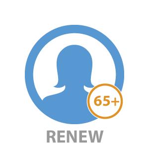 General Membership Senior Renewal