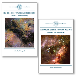 Handbook of Star Forming Regions: Volume I, The Northern Sky and Volume II, The Southern Sky Set