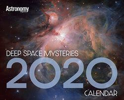 Deep Space Mysteries – 2020 Calendar
