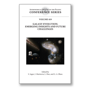 Vol. 419 – Galaxy Evolution: Emerging Insights and Future Challenges