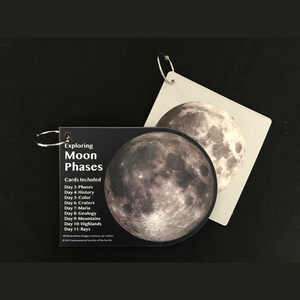 Set of Moon Cards: Exploring Moon Phases & Moon Stories