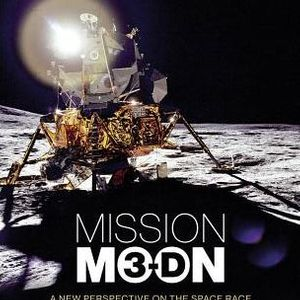 Mission Moon 3-D Book
