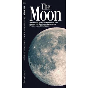 The Moon - folded pocket guide