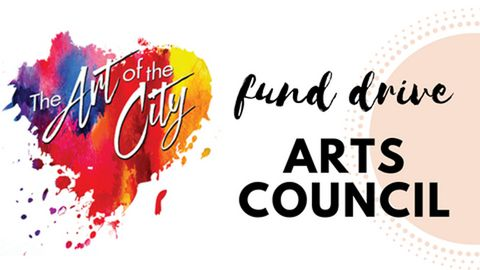 Arts Council Fund Drive