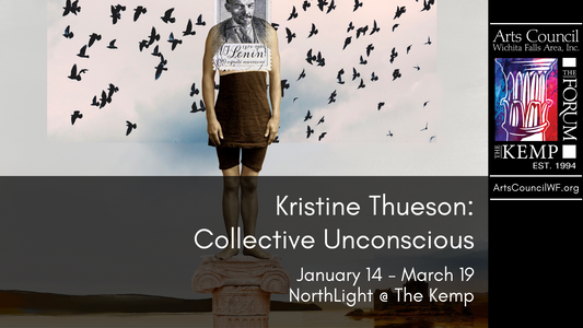 Kristine Thueson: January 14 – March 19
