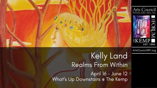 Kelly Land: April 16 - June 12