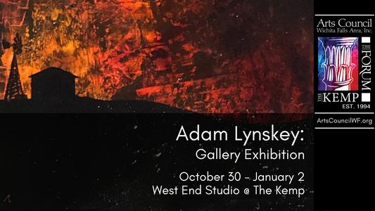 Adam Lynskey: Exhibit at The Kemp