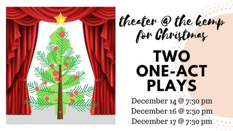 Christmas One Acts - Performances