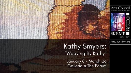 Kathy Smyers - Galleria Exhibit