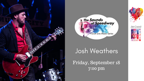 Sounds of Speedway: Josh Weathers - September 18, 2020