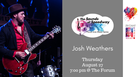 Sounds of Speedway: Josh Weathers - August 27, 2020