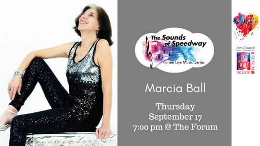 Sounds of Speedway: Marcia Ball - September 17, 2020