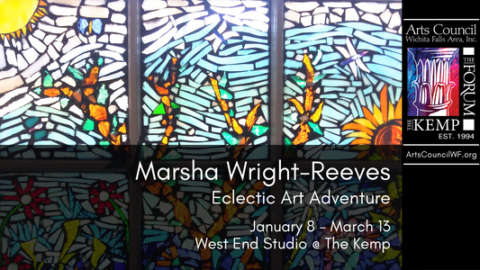 Marsha Wright-Reeves: Exhibit at The Kemp