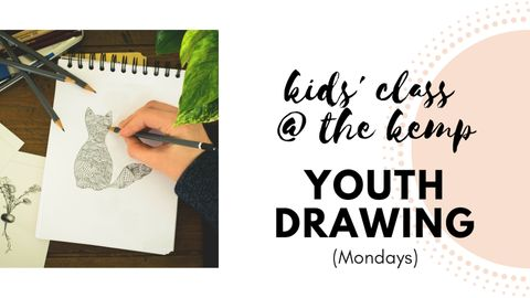 Youth: Youth Drawing (monthly)