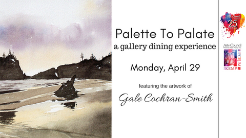Palette to Palate: Gale Cochran-Smith