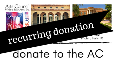Donations To The Arts Council (Automatic Recurring Donations)