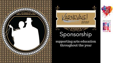 Karnevale 2020 - Sponsorship