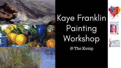 Adult: Kaye Franklin Workshop