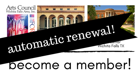Membership with Automatic Annual Renewal