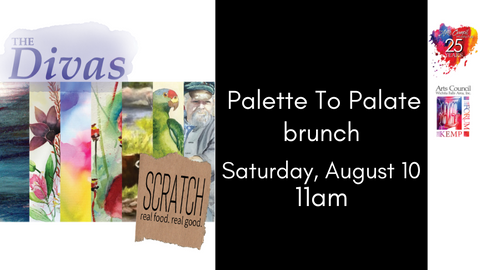 Palette to Palate: The Divas