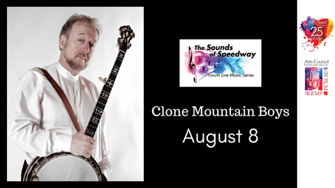 Sounds of Speedway Concert 4 - Clone Mountain Boys
