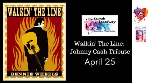 Sounds of Speedway Concert 1 - Walkin' The Line