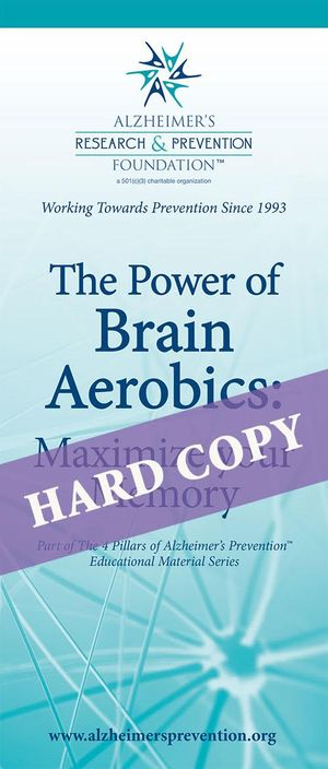 HARD COPY Brochure: The Power of Brain Aerobics